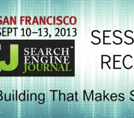 SEJ at SES San Francisco: Link Building That Makes Sense Session Recap #SESSF