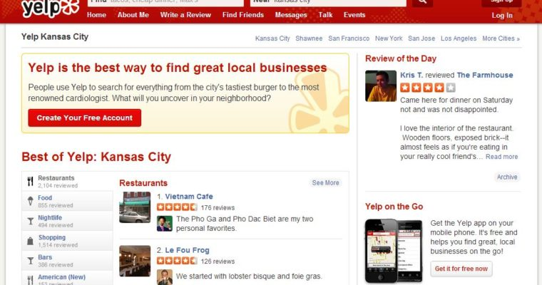 Study Reports 90% of Business Owners Trust Yelp Reviews to Make Purchasing Decisions