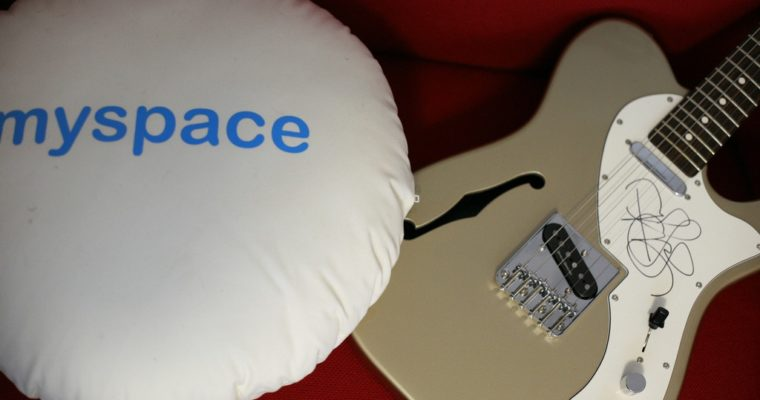 Should Your Brand Be on Myspace?