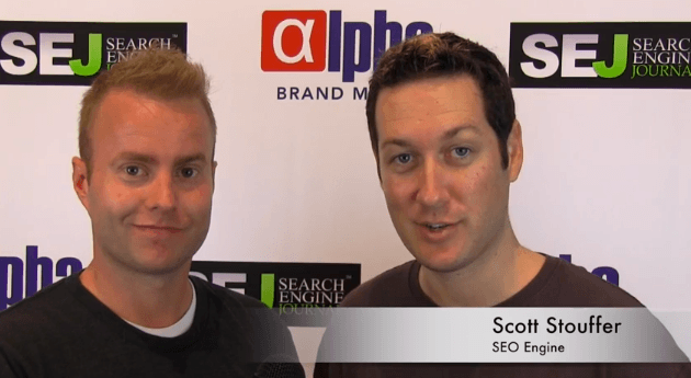 Interview From #SESSF: Scott Stouffer From SEO Engine Provides Clients With Big Data