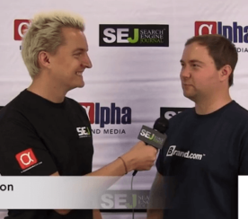 How To Build A Strong Reputation For Your Brand: Interview With Zac Johnson At #Pubcon 2013