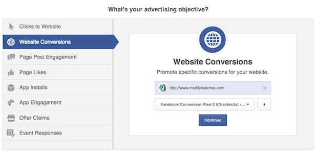 Facebook Announces New Platform to Create Ads Based on Objective