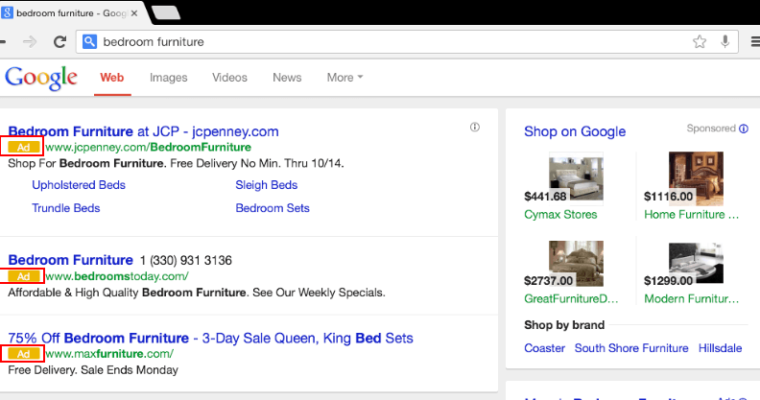 Quick Case Study: Google's Mobile Ad Update Effect on AdWords