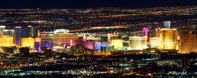 Las Vegas in all its glory. Credit: Jason Patrick Ross / Shutterstock.com