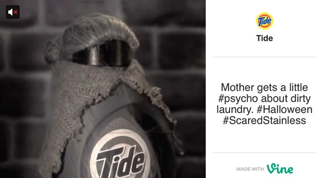 Are Tide's Spooktacular Vines Effective?