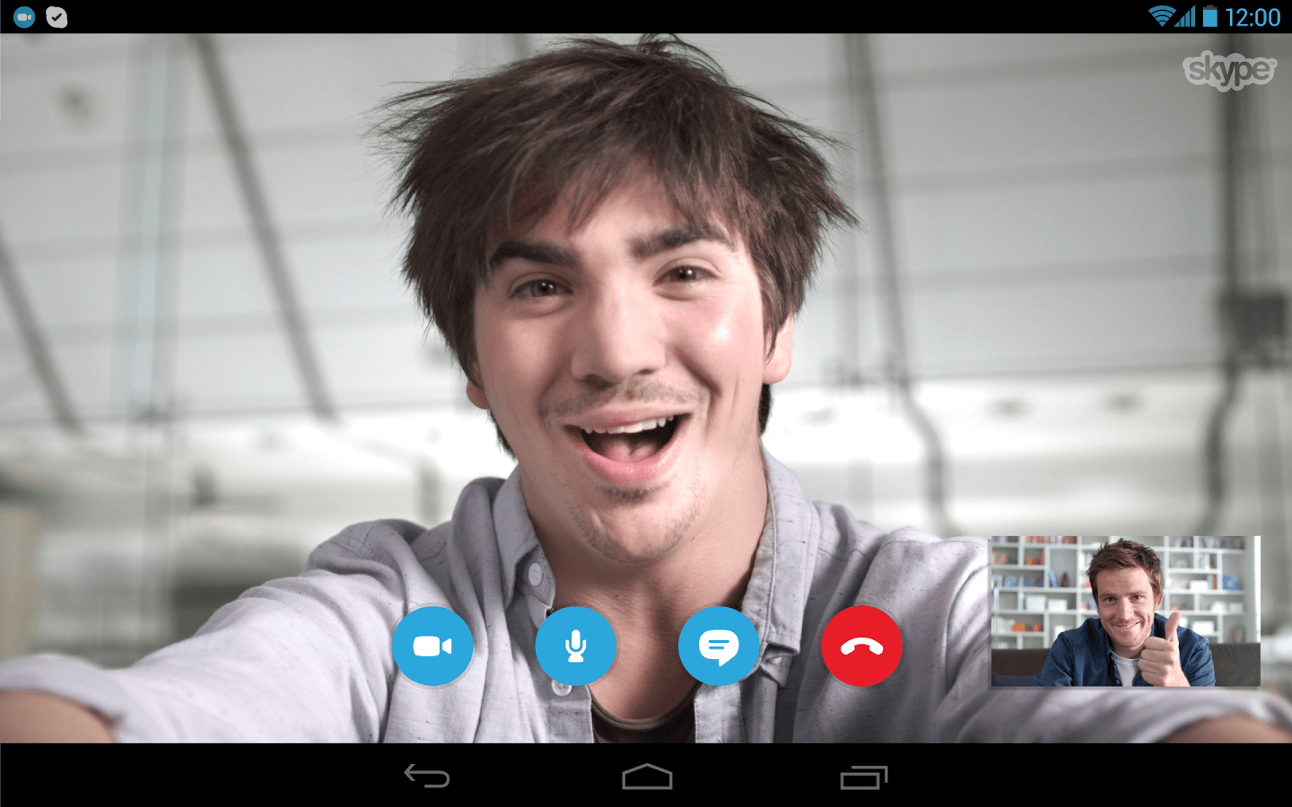 group video calling app