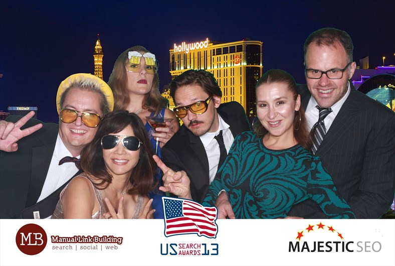 US Search Awards Winners, Nominees and Attendees Party at #Pubcon
