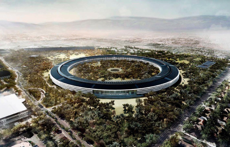 13 Facts About Apple's Pricey Spaceship Headquarters