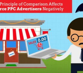 How the Principle of Comparison Affects E-commerce PPC Advertisers Negatively