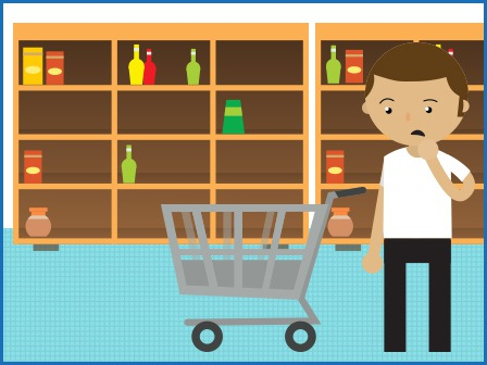 Limited product selection drives customers away