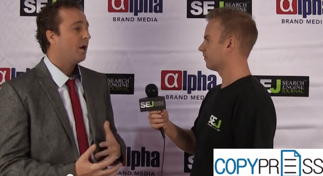 How To Hire An SEO Expert: Interview With Peter Leshaw At #Pubcon 2013
