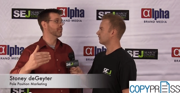 Outrank Your Competitors With Advanced Keyword Research: Interview With Stoney deGeyter