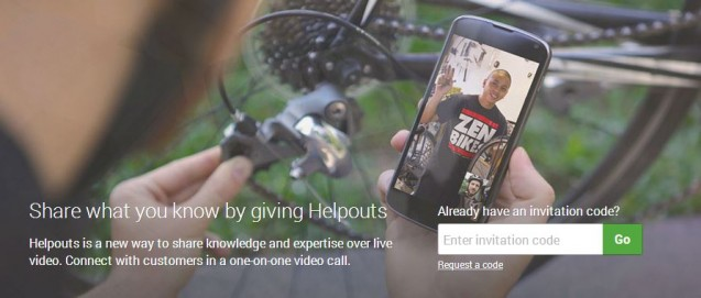 Google Helpouts Released; Offers Expert Help Through Hangouts