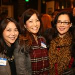 Shirley Tan, Jenise Uehara Henrikson and Barbara Young