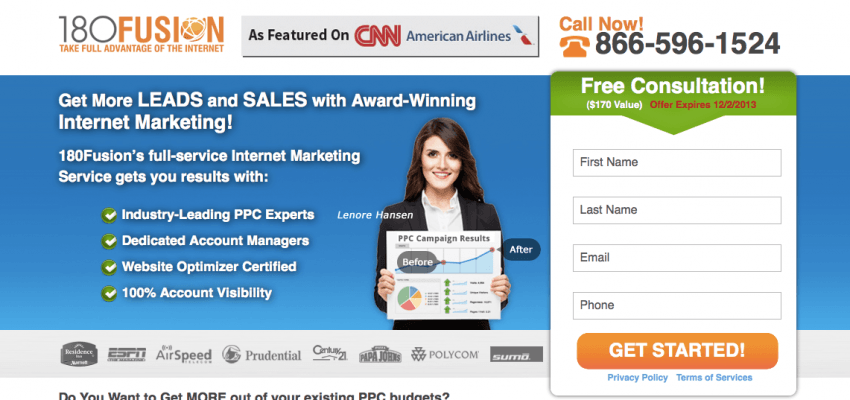 Why Conversion Optimized Landing Pages Are the Key to Online Marketing Success