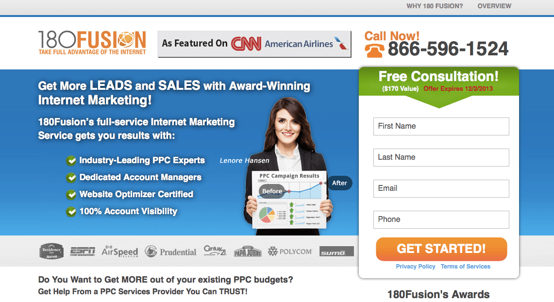 Why Conversion Optimized Landing Pages Are Key To Online