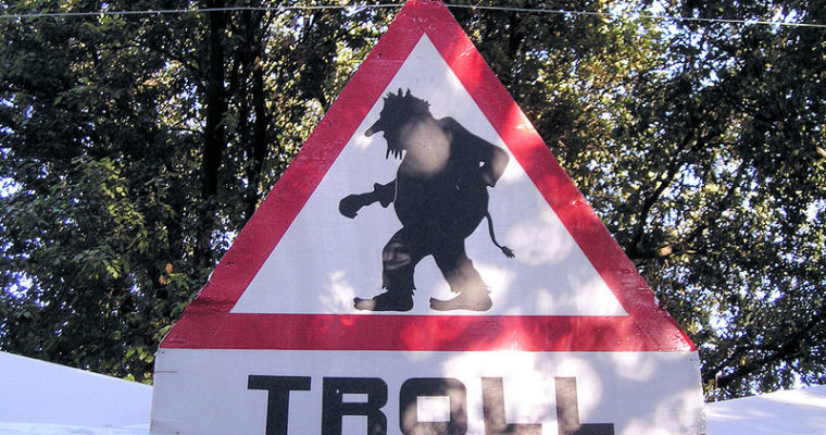 10 Ways to Destroy An Online Commenting Troll