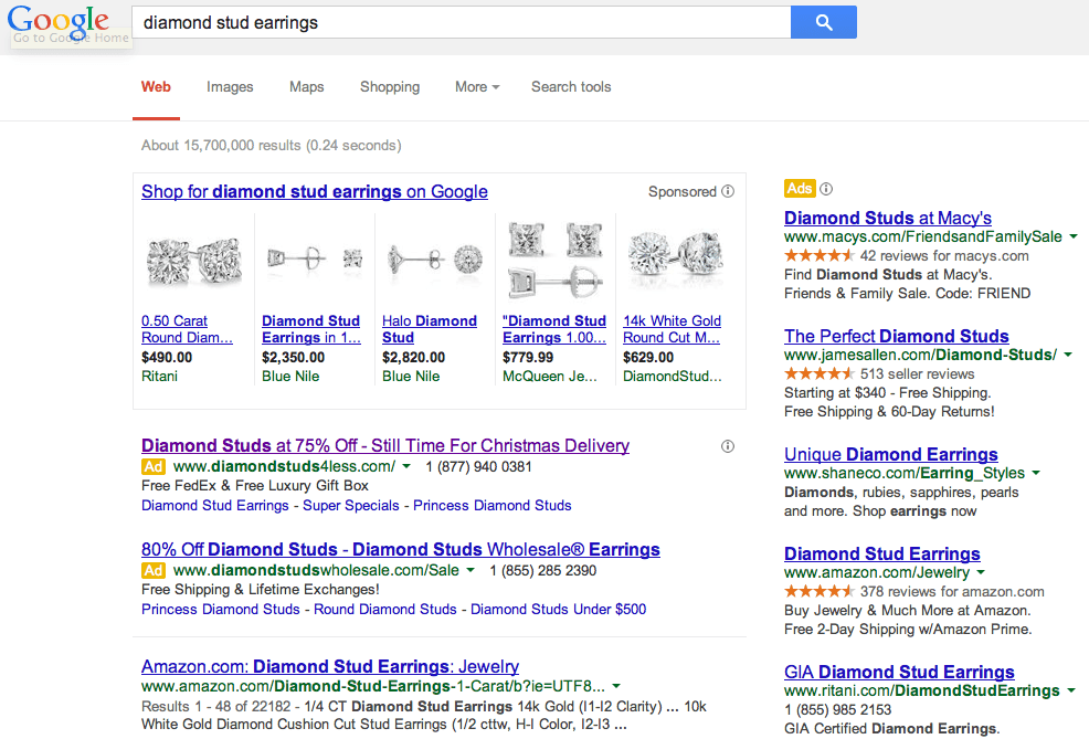 Breaking – Google Changes the SERP – Images are King and PPC Holds the Key to the Kingdom