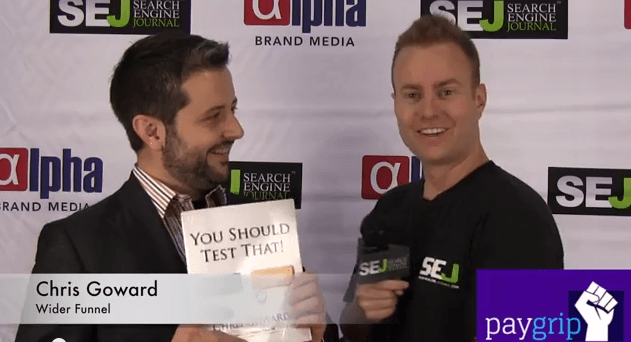 How To Gain Insight By Testing Your Website's Landing Pages: Interview With Chris Goward