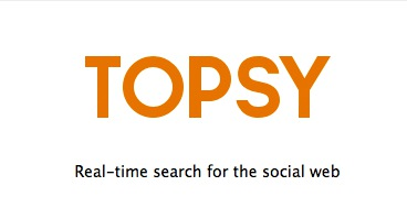 Topsy, A Leading Twitter Search And Analytics Company, Purchased By Apple For $200 Million