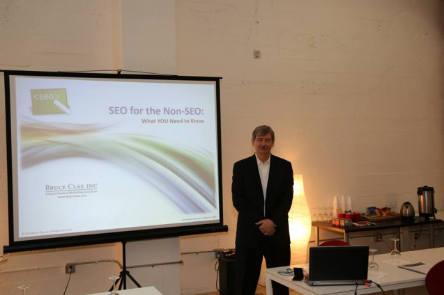 SEO For The Non-SEO: Bruce Clay San Francisco Workshop Recap