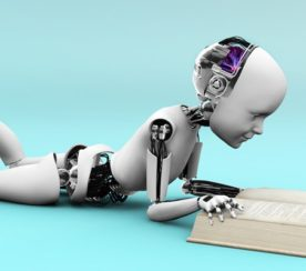 Readability versus The Robot: The Flesch Reading Test