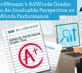 REVIEW: How WordStream's AdWords Grader Gives Perspective on AdWords Performance