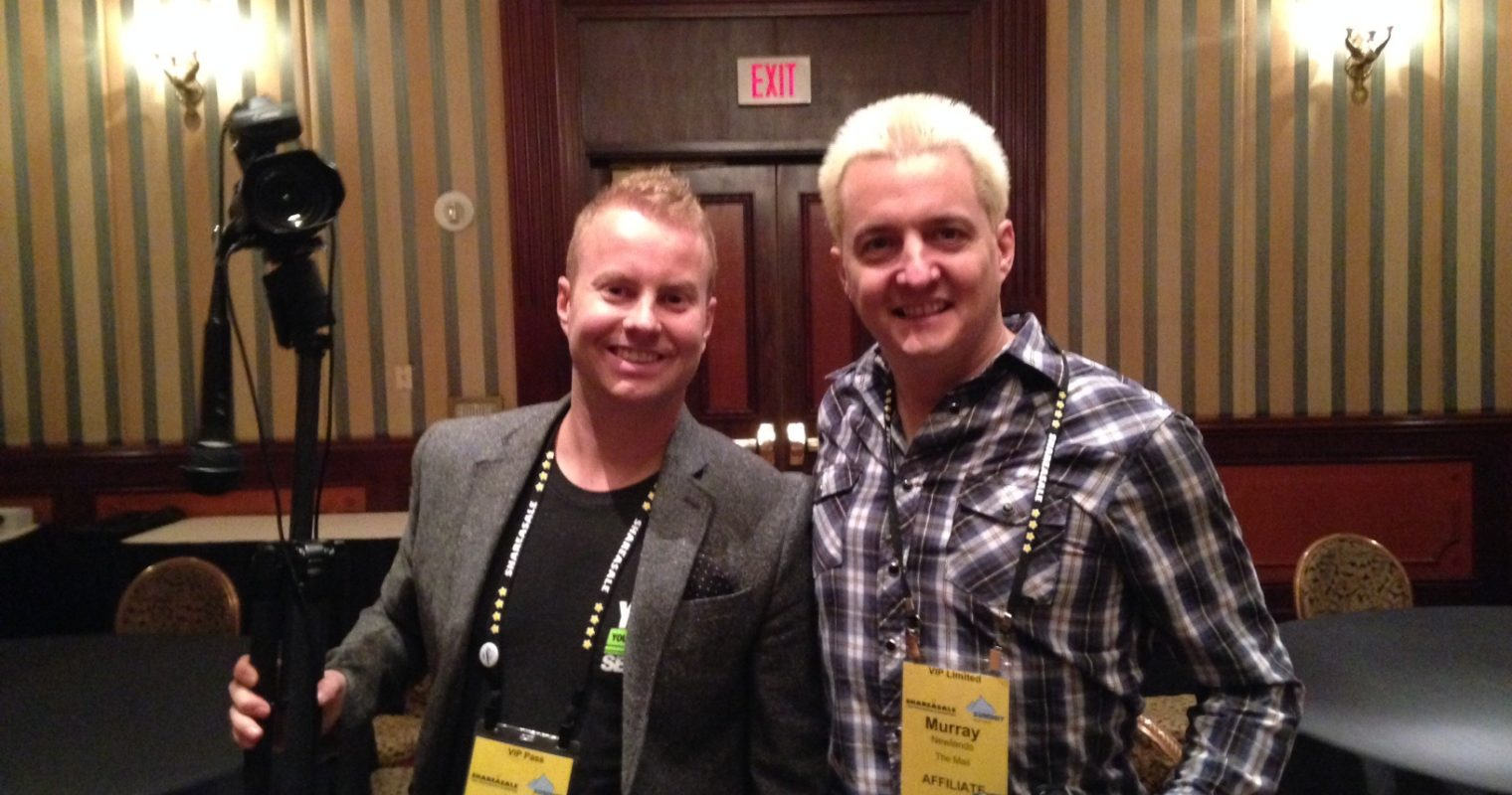 Live at Affiliate Summit West 2014 – #ASW14