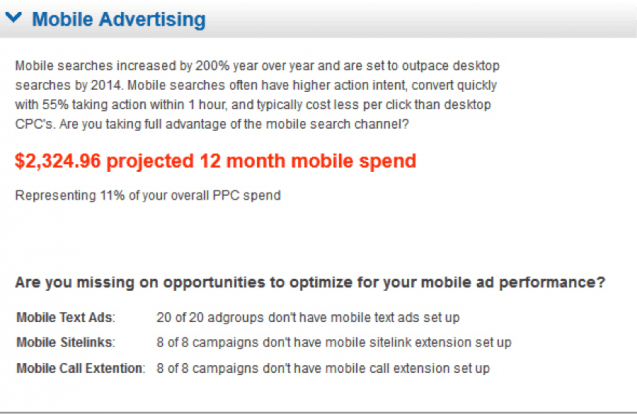 Optimizing Mobile Ads Performance