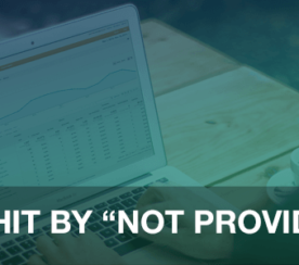 "Got Hit by ""Not Provided""? Grab Your Organic Keyword Data!"