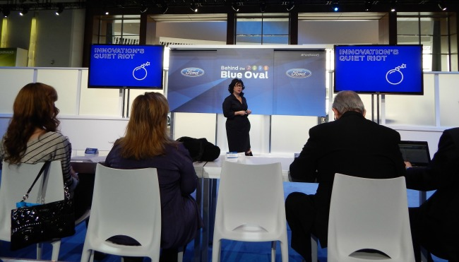 Sheryl Connelly, Ford's Futurist, Predicts 2014 Trends
