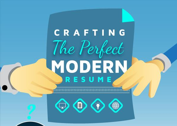 Mashable Visual for Modern Resumes