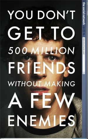 Social network film poster The Top 25 Movies About Social Media