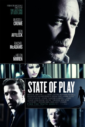 State of Play theatrical poster The Top 25 Movies About Social Media