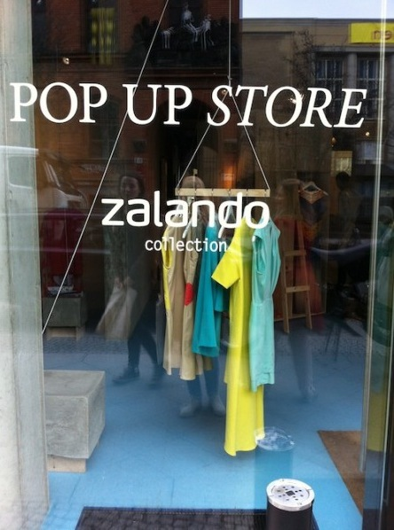 Image of Pop Up Store by Zalando