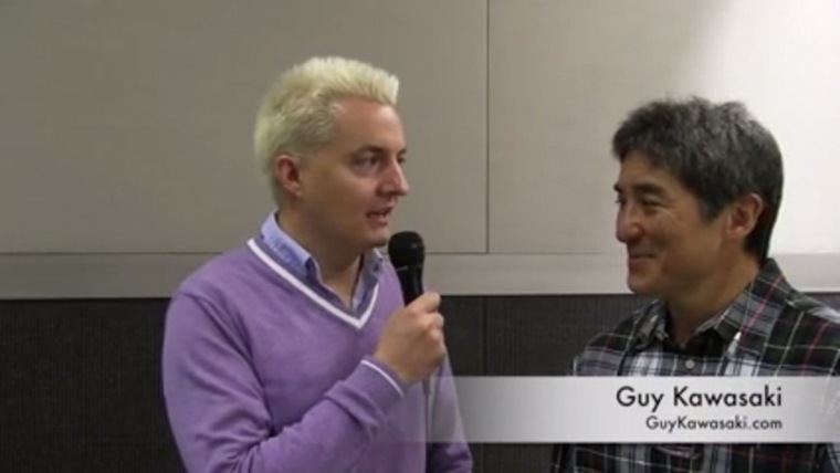 Content Marketing Tips For Launching A New Product: Interview With Guy Kawasaki
