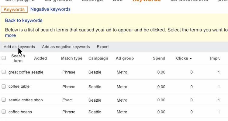 How to Use New Bing Ads Editor to Scale Extensions Data Management
