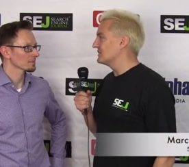 Common Google Hummingbird Mistakes, And How To Fix Them: Interview With Marcus Tober At #SMX West