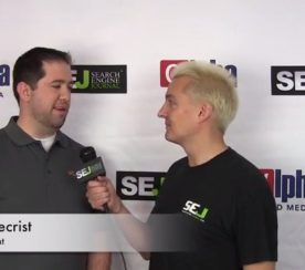 Creating Content To Please Customers & Google Hummingbird: Interview With Greg Secrist At #SMX West