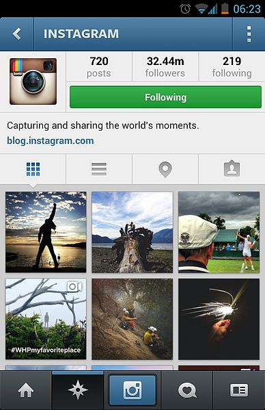 How to Grow Your Instagram Account in Five Steps - Search ...