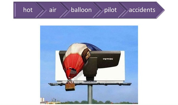 "Adding The Word ""Accidents"" Onto ""Hot Air Balloon Pilot"""