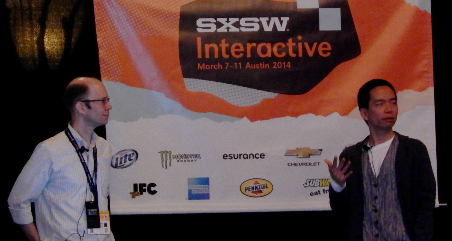 #SXSWi 2014 Recap: #Creativity in Innovation and Entrepreneurship