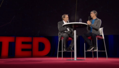 Larry Page Discusses The Future Of Google At #TED 2014