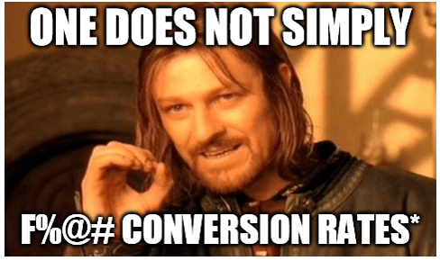 Everything You Know About Conversion Rate Optimization Is Wrong
