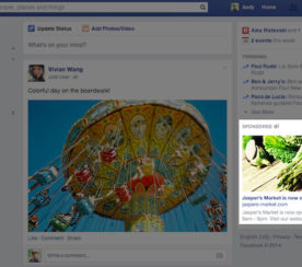 Facebook Reveals A New Look For Sidebar Ads