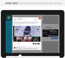 Google +Post Ads Now Available To All Advertisers