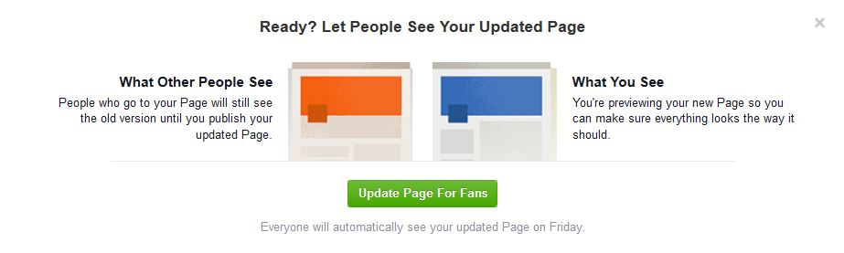 A Tour of the New Facebook Business Page Redesign - Search