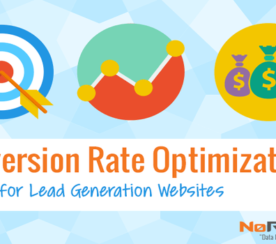 Conversion Rate Optimization (#CRO) for Lead Generation Websites
