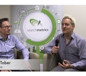 "Marcus Tober @Searchmetrics on ""Search Experience Optimization"", Global SEO and Work/Life Balance"