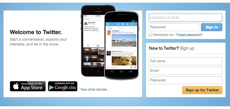 Twitter Tests A New Signup Process Aimed At Getting New Users To Stick Around Longer